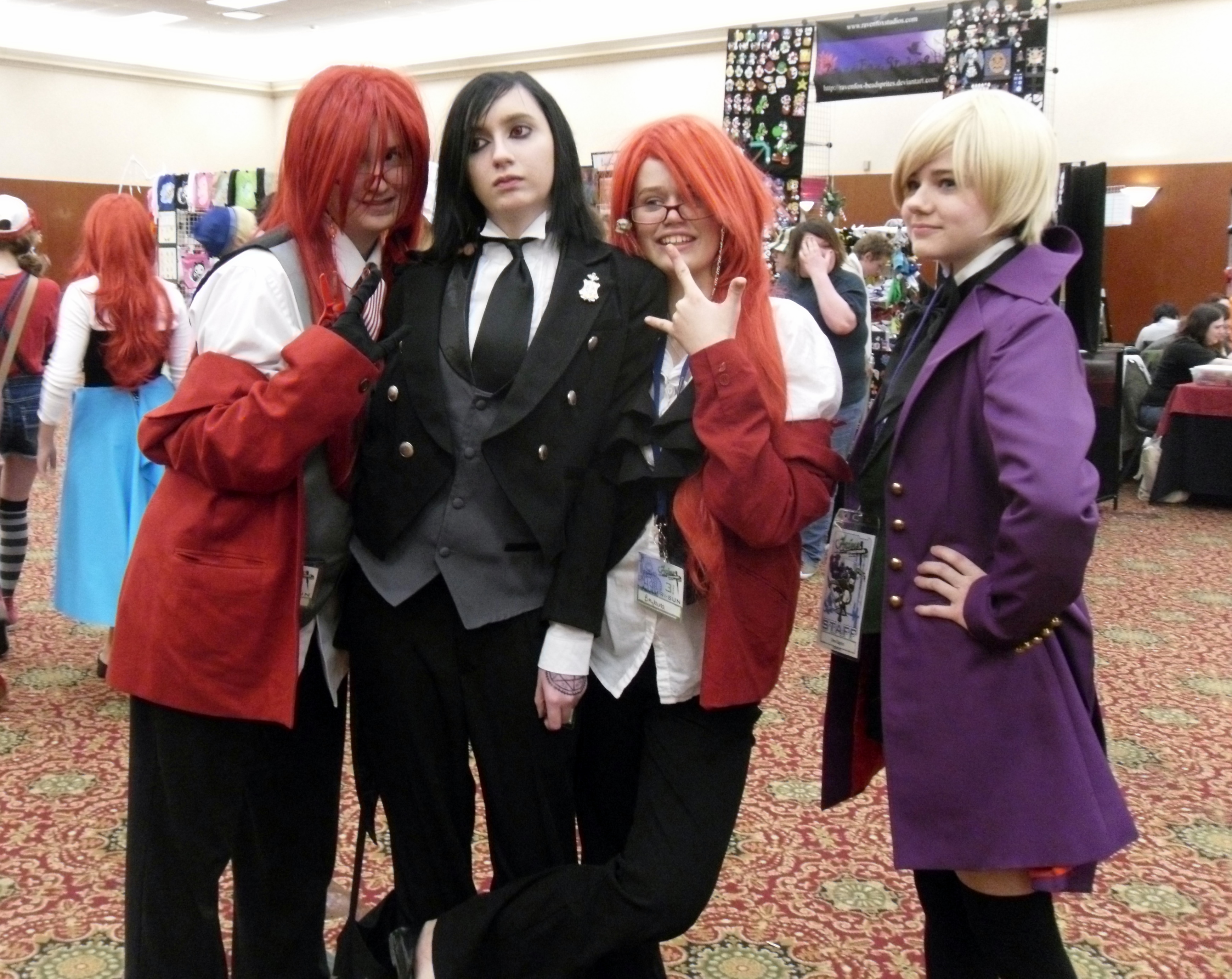 What Is An Anime Convention