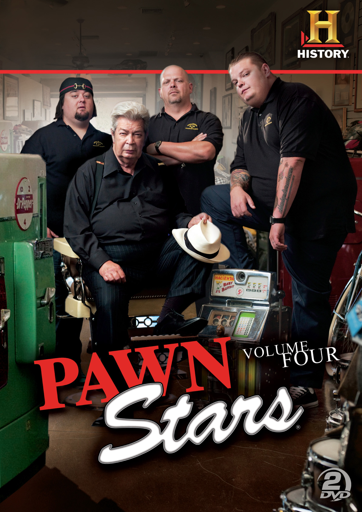 Harrison Pawn Stars